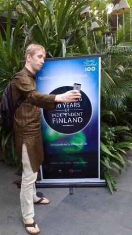 Finland in India Dec 2017