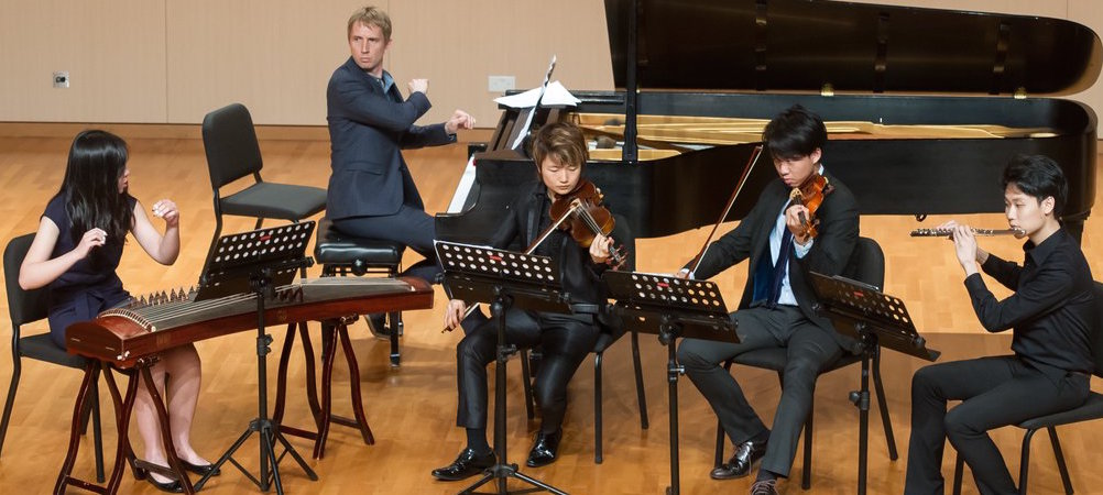 Spring composition studio concert