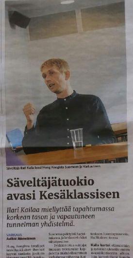 Warkauden Lehti, July 12 2018