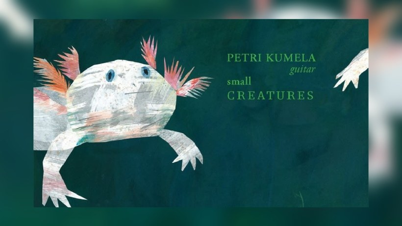 Petri Kumela Small Creatures